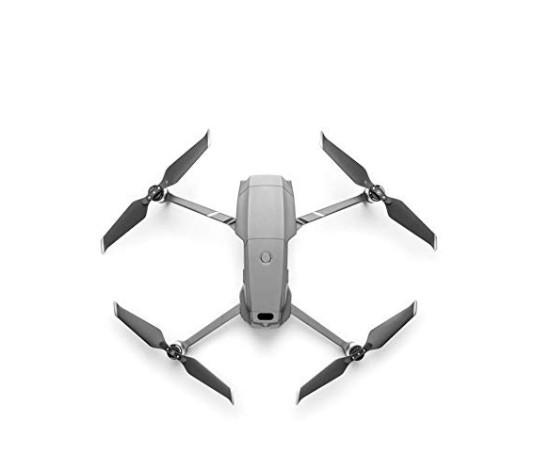 underside of drone