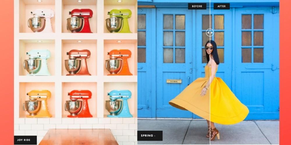 chroma set for vibrant colors graphic