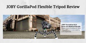 JOBY gorillapod banner