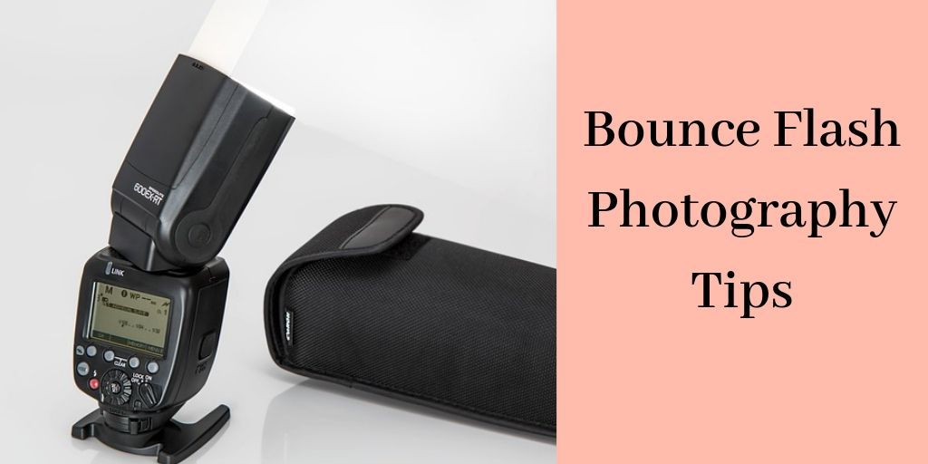 bounced flash with case