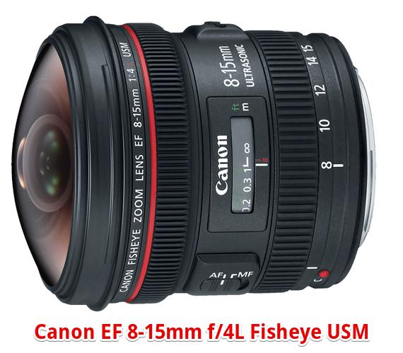Canon Fisheye Lens Review - Fisheye Lens