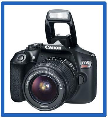 The Best DSLR Cameras For Beginners - Rebel Camera