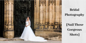 Bridal Photography - Beautiful Bride By Columns