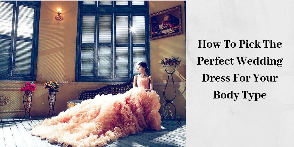 Beautiful bride in poof peach dress