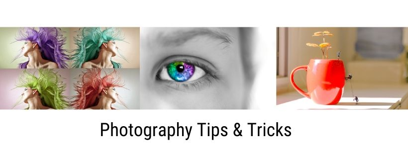 Photography Tips And Tricks - Graphic