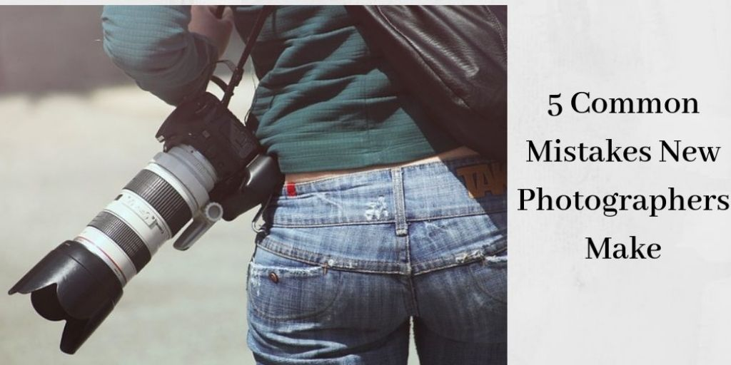 5 Common Photography Mistakes To AVOID - Girl With Camera