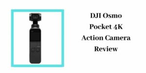 DJI Osmo Pocket 4K Action Camera graphic