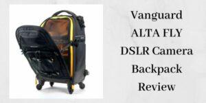 vanguard alta fly dslr backpack