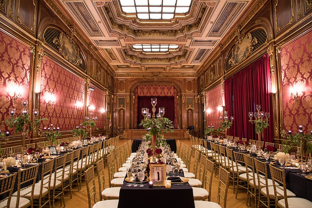 The Perfect Wedding Venue - Beautiful Banquet Hall